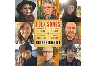 Kronos Quartet - Folk Songs - (Vinyl)