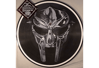 JJ Doom - Bookhead EP - (Vinyl)