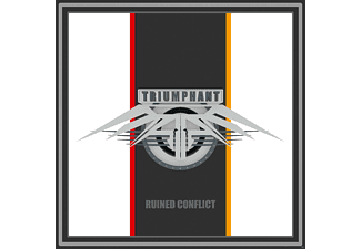 Ruined Conflict - Triumphant - (CD)