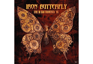 Iron Butterfly - Live In San Francisco '95 - (CD)