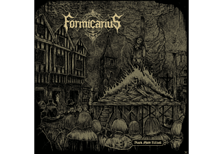 Formicarius - Black Mass Ritual - (CD)