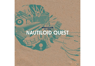 Nautilus - Nautiloid Quest (+CD) - (LP + Bonus-CD)
