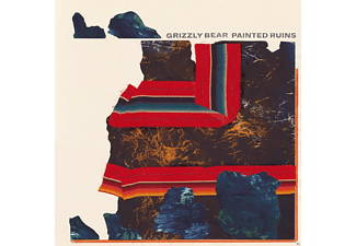 Grizzly Bear - Painted Ruins - (CD)