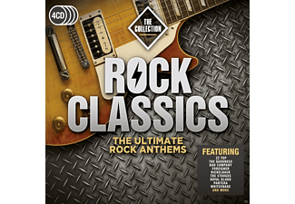 VARIOUS - Rock Classics: The Collection - (CD)