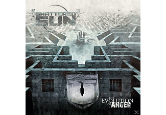 Shattered Sun - The Evolution Of Anger - (CD)