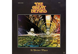 The Great Beyond - A Better Place - (CD)