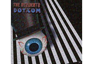 The Residents - Dot.Com - (CD)