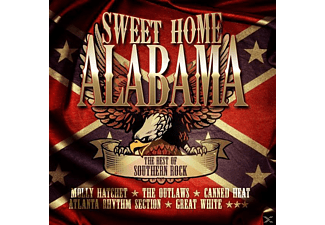 VARIOUS - Sweet Home Alabama-Best Of Southern Rock - (CD)
