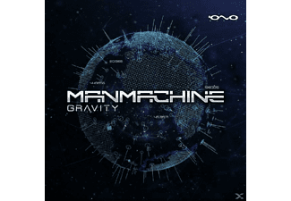 Manmachine - Gravity - (CD)