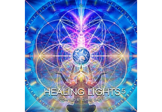 VARIOUS - HEALING LIGHTS VOL.5 - (CD)