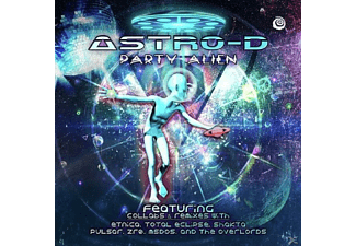 Astro-d - PARTY ALIEN - (CD)