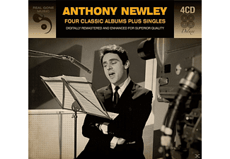Anthony Newley - 4 Classic Albums Plus - (CD)