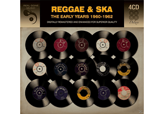 Various - Reggae & Sky The Early Years - (CD)