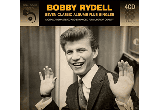 Bobby Rydell - 7 Classic Albums Plus Singles - (CD)