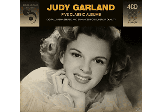 Judy Garland - 5 Classic Albums - (CD)