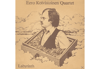 "Eero Koivistoinen Quartet - Labyrinth (2LP+7"") (Yellow Vinyl) - (Vinyl)"