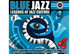 VARIOUS - Blue Jazz - (CD)