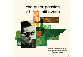 Bill Evans - The Quiet Passion Of Bill Evans-Collaborations... - (CD)