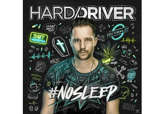 Hard Driver - #NoSleep - (CD)