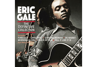 Eric Gale - The Definite Collection - (CD)