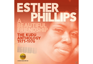 Esther Phillips - A Beautiful Friendship-Kudu Anthology 1971-76 - (CD)