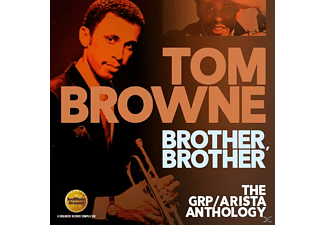 Tom Browne - Brother,Brother-The GRP/Arista Anthology 2CD - (CD)