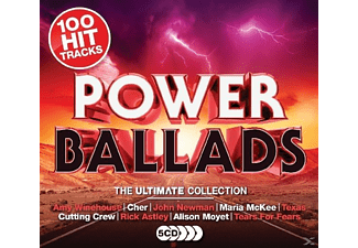 VARIOUS - Power Ballads - (CD)