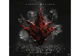 Circus Maximus - Havoc Live In Oslo - (CD + DVD Video)