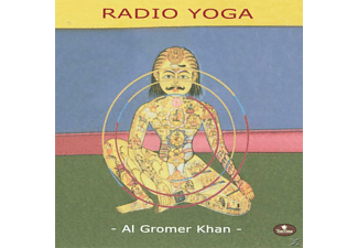 Al Gromer Khan - Radio Yoga - (CD)