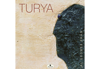 Al Gromer Khan - Turya - (CD)
