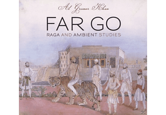 Al Gromer Khan - Far Go - (CD)