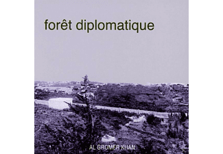 Al Gromer Khan - Forêt Diplomatique - (CD)