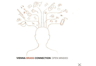 Vienna Brass Connection - Open Minded - (CD)