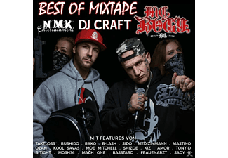 DJ Craft, VARIOUS, Mc Bogy - Best Of Mixtape - (CD)
