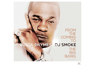 Dj Smoke, Busta Rhymes - From The Coming To The Big Bang Mixtape - (CD)