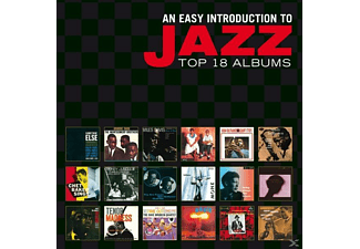 VARIOUS - Easy Introduction To Jazz - (CD)