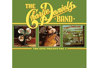 Charlie Band Daniels - EPIC TRILOGY 4 - (CD)