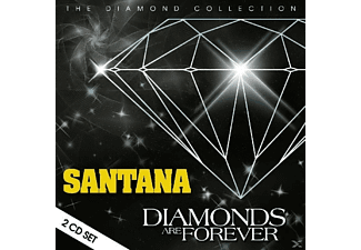 Carlos Santana - Diamonds Are Forever - (CD)
