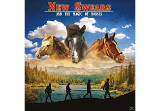 New Swears - And The Magic Of Horses - (CD)