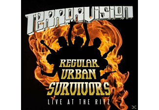Terrorvision - Regular Urban Survivors Live! - (CD)