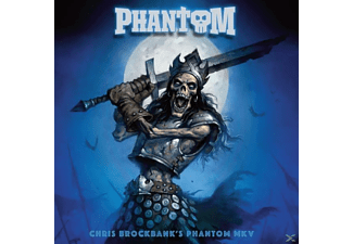 Chris Brockbank's Phantom Mkv - Phantom - (CD)