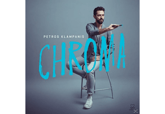 Petros Klampanis - Chroma - (CD)