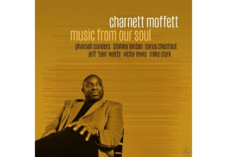 Charnett Moffett - Music From Our Soul - (CD)