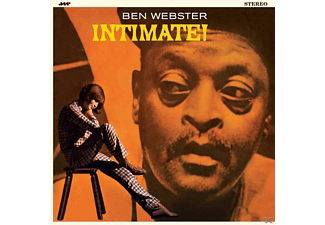Ben Webster - Intimate! (180g Vinyl) - (Vinyl)