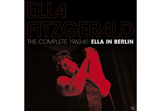 Ella Fitzgerald - The Complete 1960-61 Ella In Berlin+11 Bonus Tracks - (CD)