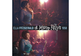 Ella Fitzgerald - At Mister Kelly's 1958+7 Bonus Tracks - (CD)