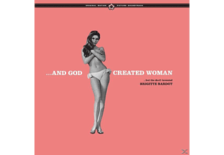 Paul Misraki - And God Created Woman - (Vinyl)