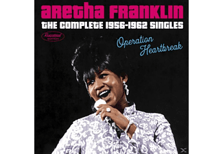 Aretha Franklin - Operation Heartbreak-The Complete 1956-1962 - (CD)