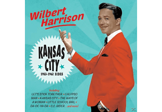 Wilbert Harrison - Kansas City-1953-1962 Sides - (CD)