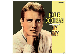 Eddie Cochran - My Way+2 Bonus Tracks (Ltd.180g Vinyl) - (Vinyl)